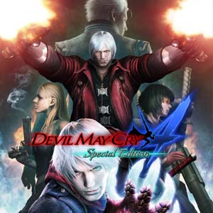 Buy Devil May Cry 4 Special Edition PS3 Game Code Compare Prices