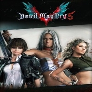 Devil May Cry 5 Alt Heroine Colors