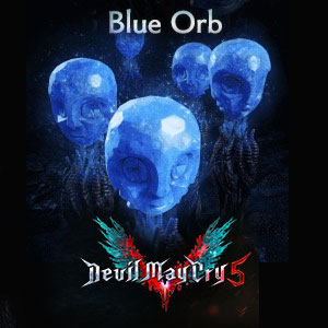 Devil May Cry 5 Blue Orbs