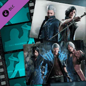 Devil May Cry 5 In-game Unlock Bundle