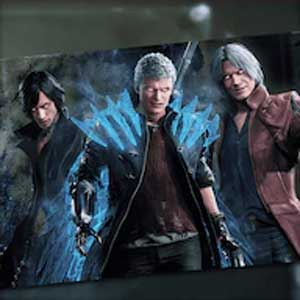 Devil May Cry 5 Super Character 3-Pack