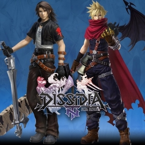 DFF NT 3rd Appearance Special Set for Cloud & Squall