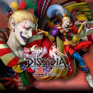 DFF NT Kefka Palazzo Starter Pack