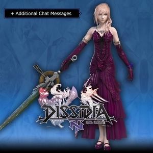 DFF NT Midnight Mauve Appearance Set & 5th Weapon for Lightning
