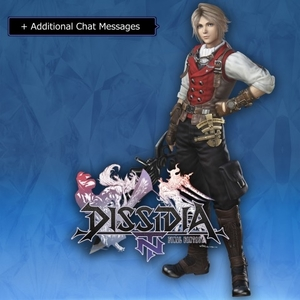 DFF NT Sky Pirate Garb Appearance Set & 5th Weapon for Vaan