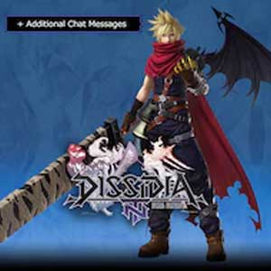 DFF NT Sky-Soarer Cloud App Set & 5th Weapon for Cloud Strife