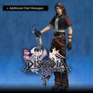 DFF NT Sleeping Lion App. Set. & 5th Weapon for Squall Leonhart