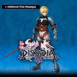 DFF NT The Unlikely Hero Appearance Set & 5th Weapon for Ramza