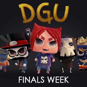 DGU Death God University Finals Week