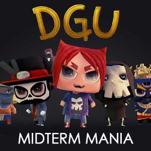 DGU Death God University Midterm Mania