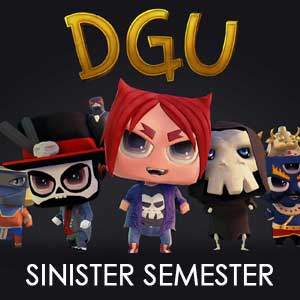 Buy DGU Death God University Sinister Semester CD Key Compare Prices