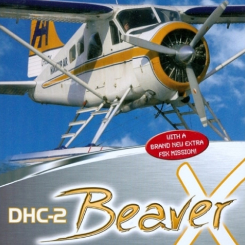 DHC-2 Beaver X Flight Simulator X Addon
