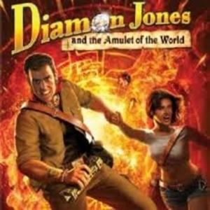 Diamon Jones And The Amulet Of The World