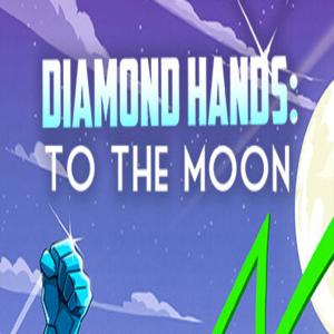 Diamond Hands To The Moon