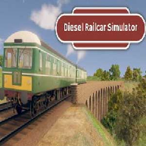 Buy Diesel Railcar Simulator CD Key Compare Prices