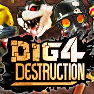 Buy Dig 4 Destruction CD Key Compare Prices