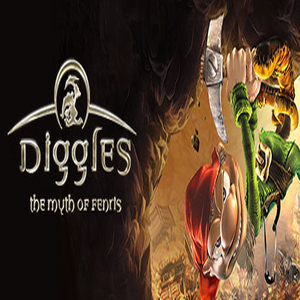 Diggles The Myth of Fenris
