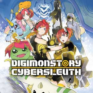 Buy Digimon Story Cyber Sleuth Hackers Memory PS4 Game Code Compare Prices