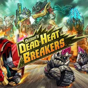 Buy Dillon's Dead Heat Breakers Nintendo 3DS Compare Prices