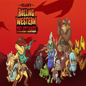 Dillons Rolling Western The Last Ranger