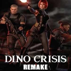 Buy Dino Crisis Remake CD Key Compare Prices