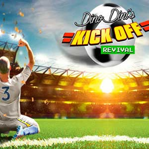 Buy Dino Dinis Kick-off Revival PS4 Game Code Compare Prices
