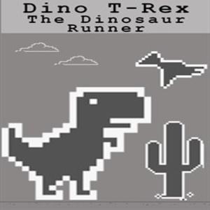 Dino The Dinosaur Runner Game