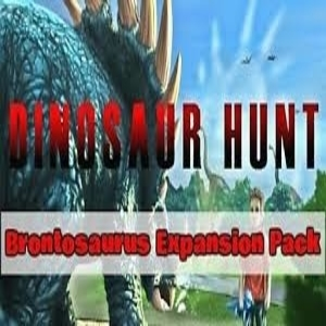 Buy Dinosaur Hunt Brontosaurus Expansion Pack CD Key Compare Prices