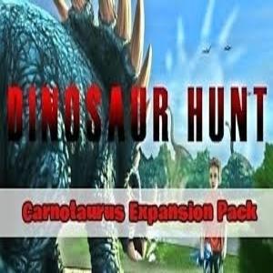 Dinosaur Hunt Carnotaurus Expansion Pack