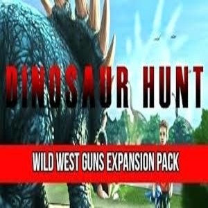 Dinosaur Hunt Wild West Guns Expansion Pack