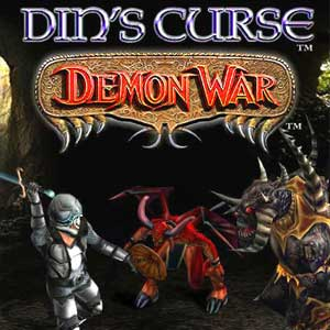 Buy Dins Curse Demon War CD Key Compare Prices