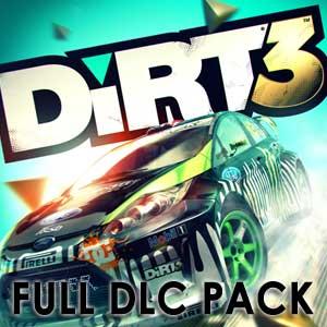 Dirt 3 Full DLC Pack