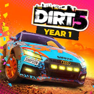 DIRT 5 Year One Upgrade