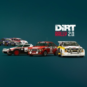 DiRT Rally 2.0 5 Car Variety Pack