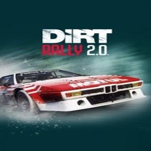 DiRT Rally 2.0 BMW M1 Procar Rally