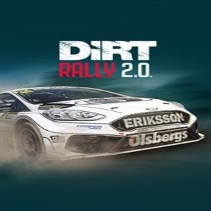 DiRT Rally 2.0 Ford Fiesta Rallycross MK8