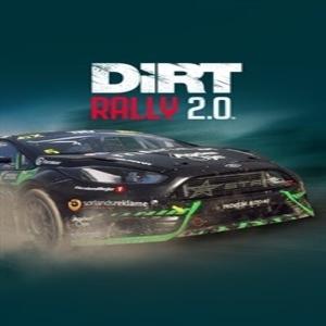 DiRT Rally 2.0 Ford Fiesta Rallycross STARD