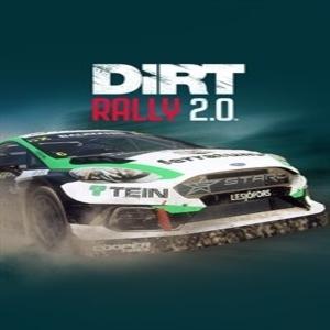 DiRT Rally 2.0 Ford Fiesta RXS Evo 5