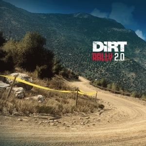 DiRT Rally 2.0 Greece Rally Location