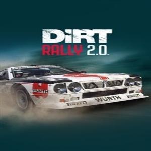 DiRT Rally 2.0 Lancia 037 Evo 2
