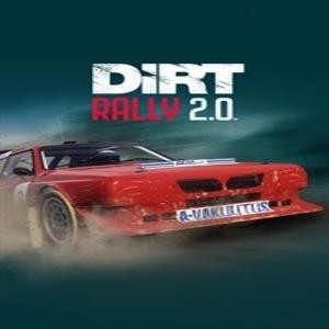 DiRT Rally 2.0 Lancia Delta S4 Rallycross