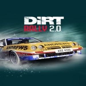 DiRT Rally 2.0 Opel Manta 400