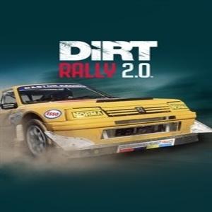 DiRT Rally 2.0 Peugeot 205 T16 Rallycross