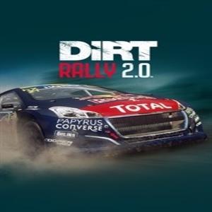 DiRT Rally 2.0 Peugeot 208 WRX