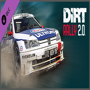 DiRT Rally 2.0 Peugeot 306 Maxi