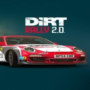 DiRT Rally 2.0 Porsche 911 RGT Rally Spec