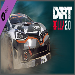 DiRT Rally 2.0 Renault Clio R.S.
