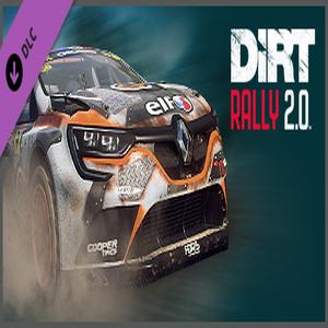 DiRT Rally 2.0 Renault Megane R.S. RX