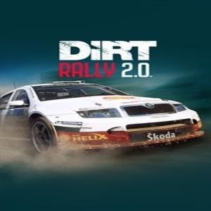 DiRT Rally 2.0 SKODA Fabia Rally