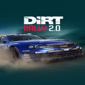 DiRT Rally 2.0 Subaru Impreza